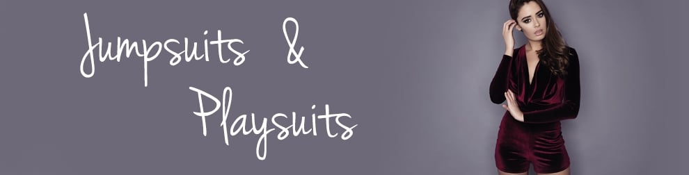 Festival Shop Jumpsuits & Playsuits
