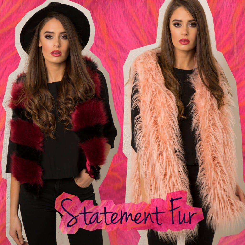 Coloured fur from MissFoxy.co.uk