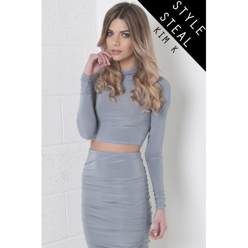 59407810ae722c high-neck-crop-top-with-ruched-sleeves-in-grey-p357-1876 medium.jpg