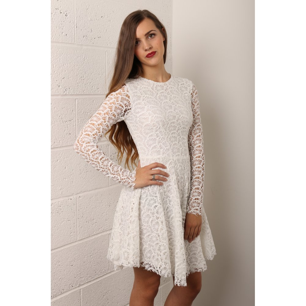 Find great deals on eBay for white lace dress long sleeve. Shop with confidence.
