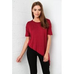 Maroon Asymmetric Top